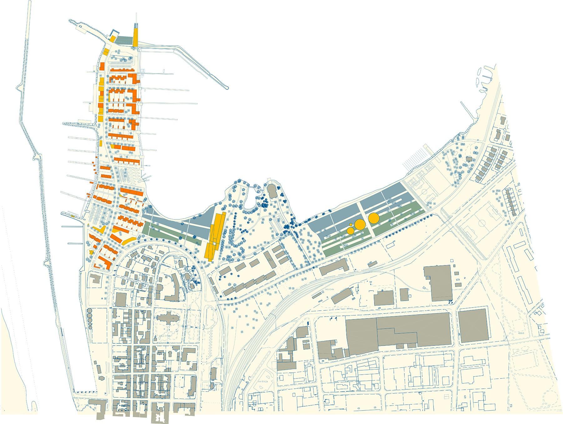 Mariestad_LAND_2005_sitplan